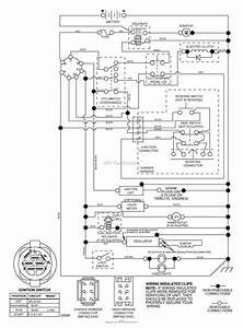 Wiring Diagram For Husqvarna Lawn Tractor
