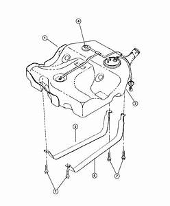 Dodge Stratus Valve  Vent  Leak  Pump  Detection