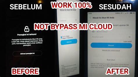 Setelah itu, cari dan pilih tombol tombol keluar. Cara Hapus Akun Mi Terkunci Xiaomi Redmi 5A 100% Tested | KASKUS