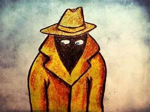 Trenchcoat Spy