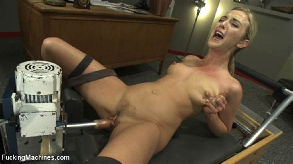#Sexy #Blond #Karla #Kush #With #Tight #Pussy #Gets #Fucked #By