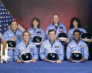 Remembering the Crews of Apollo 1, Challenger and Columbia ...