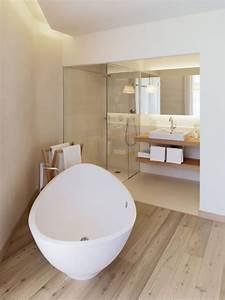 35 salles de bains modernes avec accessoires shopping With salle de bain epuree