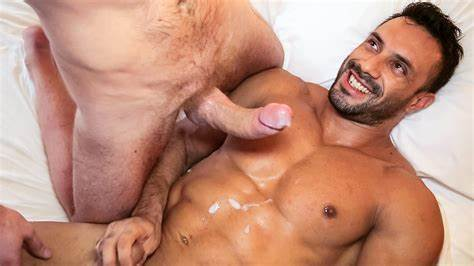 Hunk Is Fucking His Tough Knob Sucked By Model