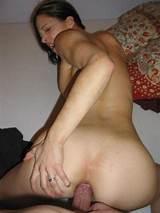 Amateur aged women anal