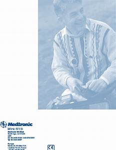 Medtronic Minimed 2007c Implantable Insulin Pump User