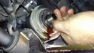Nissan Xterra Oil Filter Cooler Housing Oring Leak