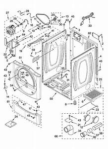 Kenmore He2 Plus Washer Parts Diagram