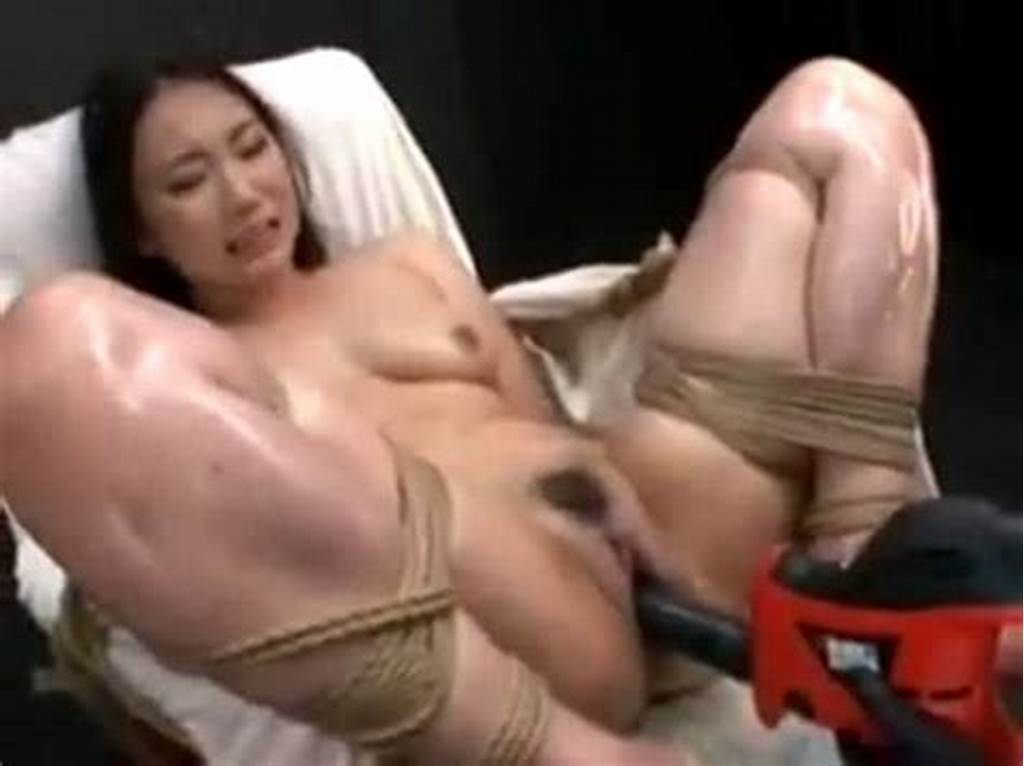 #Hot #Asian #Girl #Bound #And #Fucked #With #Fucking #Machine