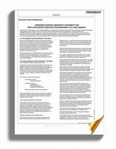 John Deere 410g Operator Manual