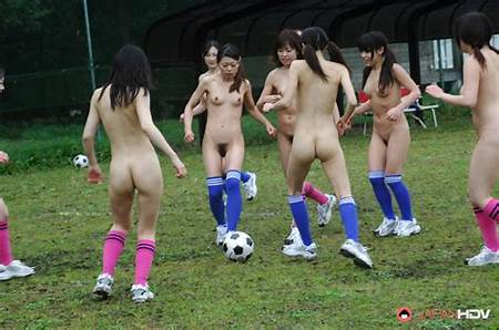 Football Teens Playing Nude