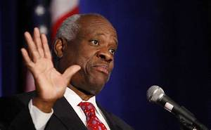 Cooper U0026 39 S Eye On The Left  Clarence Thomas Name Must Go