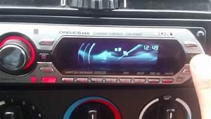 Radio Sony Xplod Cdx-gt500 4x52 Animacje