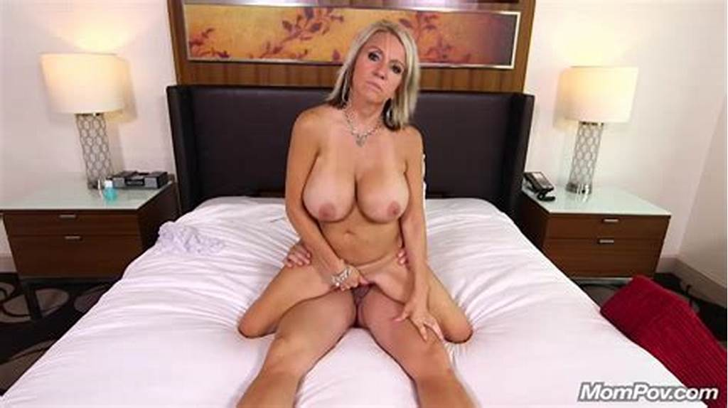 #Big #Titted #Tattooed #Blonde #Milf #Has #Anal #Fucking #In #Pov