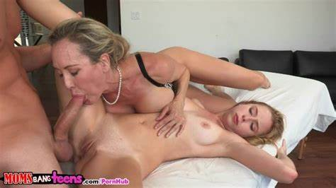 Teens Brandi Love Couple With Youthful