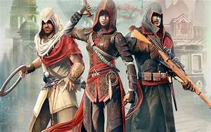 Assassins Creed Chronicles 2016 Wallpapers - 1920x1200 ...
