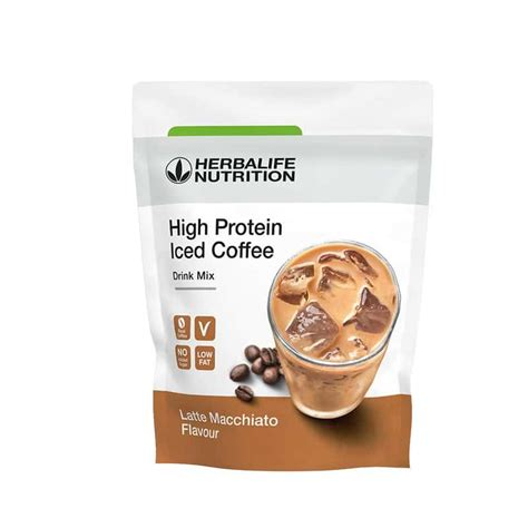 Herbalife nutrition launches high protein iced coffee mix protein, energy and a great taste all in one: High Protein Iced Coffee - Eshop Herbalife Nutrition