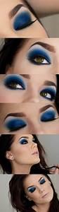 Maquillage Yeux Tuto : tuto maquillage yeux bleu excellent tuto maquillage yeux bleus you are cosmetics with tuto ~ Nature-et-papiers.com Idées de Décoration