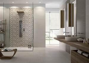 emejing salle de bains contemporaine images joshkrajcik With faience salle de bain contemporaine