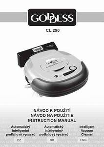 Goddess Cl 290 Vacuum Cleaner Download Manual For Free Now