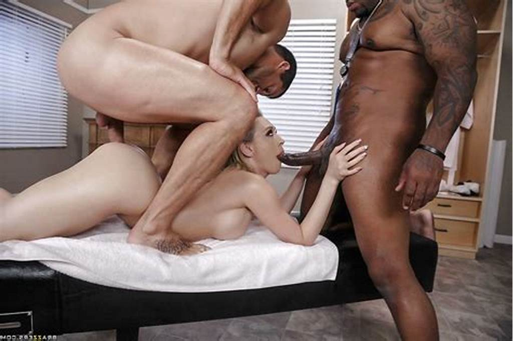 #Beautiful #Blonde #Kagney #Linn #Karter #Getting #Fucked #By