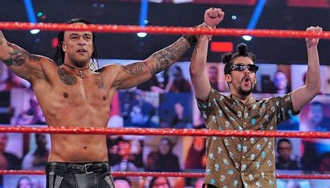 Bad bunny proved he's more than just an international music superstar, he's got a spot as one of the best celebs to fight in the wwe too. Bad Bunny Archivos - Oxigeno.fm