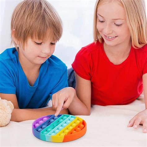 Pop it Toy - Antistresa burbuļu spēle