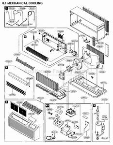 Parts For Pted1201gca