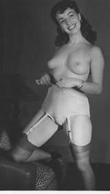 Nylon stocking garterbelts fetish