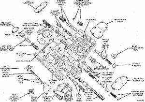 Allison 1000 Valve Body Diagram