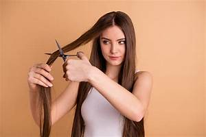 Cutting Hair Yourself At Home