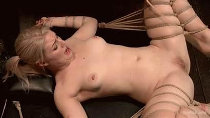 Pussy Cunt Tap Bondage Open Torturepain Via