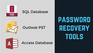 Sql Server Database  Outlook Pst And Access Database