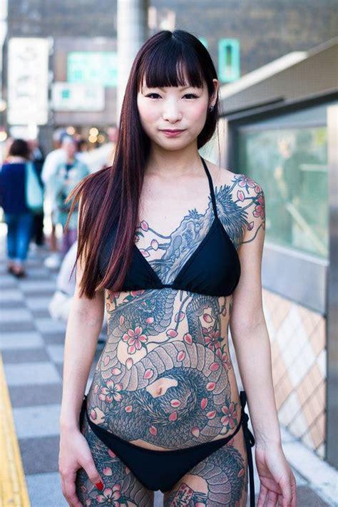 foto de Pin on Tattooed models