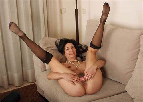 Huge Black Haired Mature Tight Time Asshole #Mature #In #Black #Stockings #Showing #Her #Hairy #Pussy