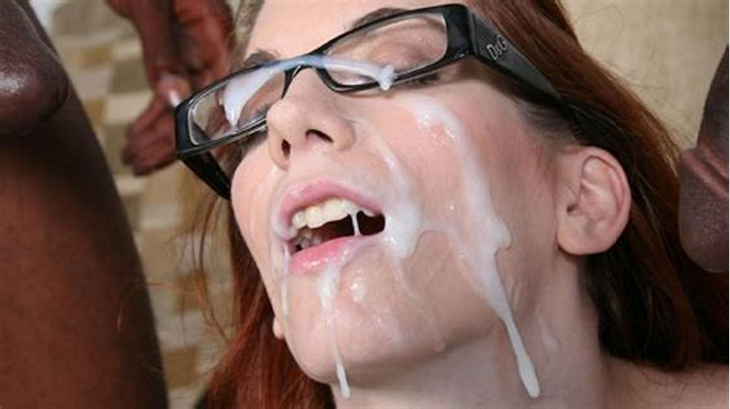 #Glasses #Cumshot