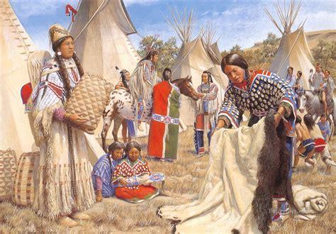 Ureinwohner Amerikas Indianer 52 Gemälde mit öl zu verkaufen
