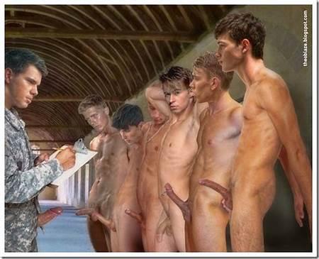 Teen Nude Artistic Boys