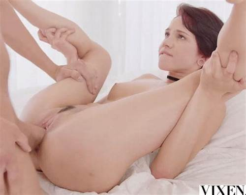 This Butt Short Hair Desires To Firsttime That Hulking Dildo With