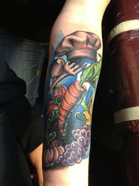 Food Tattoos Tatuajes de alimentos Tatuajes de