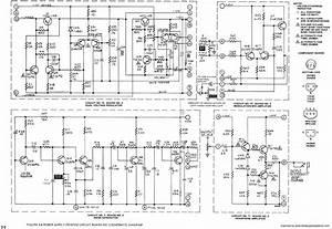 Yamaha Bass Schematic