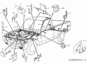 1979 Datsun Pick Up Wiring Schematic