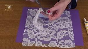 Comment Réparer Un Liner Déchiré : comment r parer un tissu d chir r parer le la dentelle youtube ~ Maxctalentgroup.com Avis de Voitures