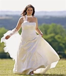 Robe Pour Femme Ronde : prenez votre envol dans une belle robe de mari e pour ~ Nature-et-papiers.com Idées de Décoration