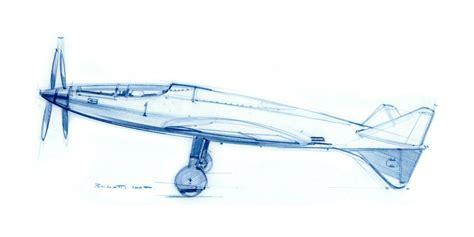 Pour cela il raccourci les ailes et lallge, ce qui semble une ide surprenante. Primer vuelo del Bugatti 100P diseñado por Ettore Bugatti ...