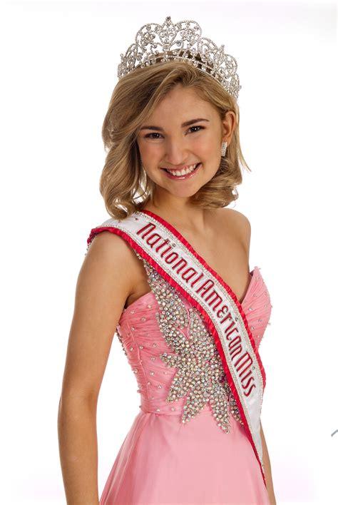 2012 2013 National American Miss PreJordan Flippo