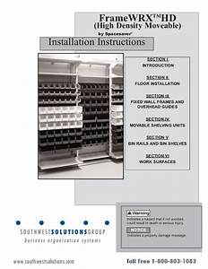Framewrx Installation Instructions