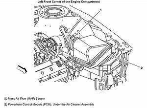 2003 Cadillac Dts Where Is Ecm Located And Wire Diagram Of Plug To Ecm