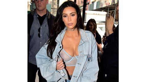 Kim Kardashian Dares To Free The Nipple Kim Kardashian