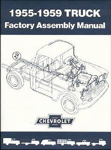 Assembly Manual W   Factory Instruction Guide  1956